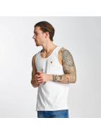 Carhartt WIP Tank Tops Chase weiß