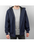 Carhartt WIP Transitional Jackets Hooded Sail blå