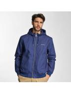 Carhartt WIP Transitional Jackets Marsh Cotton Poplin blå