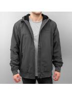 Carhartt WIP Transitional Jackets Hooded Sail grå