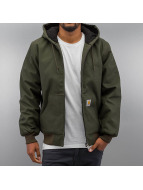 Carhartt WIP Veste d'hiver Dearborn Canvas Active olive