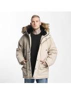 Carhartt WIP Vinterjakke Trapper beige
