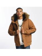 Carhartt WIP Vinterjakke Trapper brun