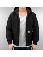 Carhartt WIP Winter Jacket Dearborn Canvas Active black