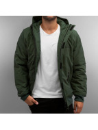Carhartt WIP Winter Jacket Tactel Ottoman Kodiak Blouson green