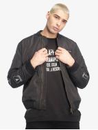 Cavallo de Ferro Bomber jacket Stereo black