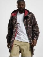 Cavallo de Ferro Mono Parker Jacket Camouflage