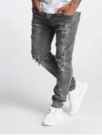 Cavallo de Ferro Slim Fit Jeans Brady šedá