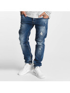 Cavallo de Ferro Slim Fit Jeans Alonso modrý