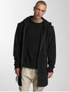 Cavallo de Ferro Zip Hoodie Middle Ages black