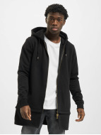 Cavallo de Ferro Big Logo Zip Hoody Black