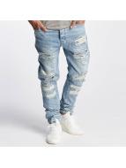 Cayler & Sons ALLDD Flanneled Denim Jeans Light Blue