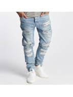 Cayler & Sons Antifit jeans ALLDD Flanneled Denim blå