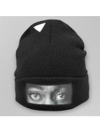 Cayler & Sons Beanie White Label Eyes On Me Old School schwarz