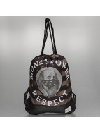 Cayler & Sons Bolsa White Label Money Power Respect negro