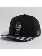 Cayler & Sons WL Purple Swag Snapback Cap Black