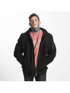 Cayler & Sons Giubbotto Bomber CSBL Jab Hooded nero