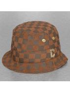 Cayler & Sons hoed Label bruin