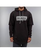 Cayler & Sons Hoodie Black Label Presidential Cut Off Layer black