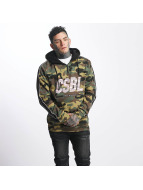 Cayler & Sons Hoodie CSBL First Devision Half Zip camouflage