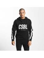 Cayler & Sons Hoodie CSBL First Devision Half Zip svart