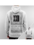 Cayler & Sons Hoodies Black Label Bumrush grå