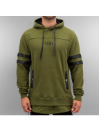 Cayler & Sons Hoody Black Label Judgement Day olive
