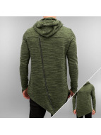 Cayler & Sons Hoody Black Label Severoz olive