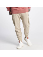 Cayler & Sons CSBL Twoface Cropped Sweatpants White