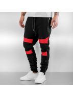 Cayler & Sons joggingbroek Black Label Moto zwart