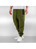 Cayler & Sons Jogginghose Black Label Judgement Day olive