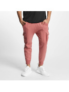 Cayler & Sons Pantalone ginnico CSBL Twoface Cropped rosa chiaro