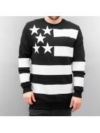 Cayler & Sons Pullover Super Stars Long black