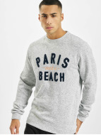 Cayler & Sons Pullover White Label Paris Beach grau