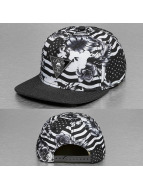 Cayler & Sons Snapback GLD Label Flagged èierna