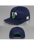Cayler & Sons Snapback Make it Rain Classic bleu