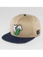 Cayler & Sons Snapback Cap WL Make It Rain beige