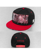 Cayler & Sons Snapback Cap Blazin City black