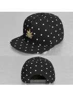 Cayler & Sons Snapback Cap Green Label Lil Budz black