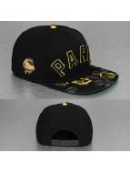 Cayler & Sons Snapback Cap White Label Paris Jaune black