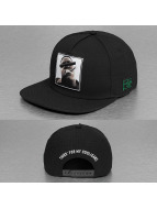 Cayler & Sons Snapback Cap Green Label Bedstuy black