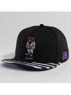 Cayler & Sons Snapback Cap WL Purple Swag black