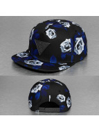 Cayler & Sons Snapback Cap Label Rosed Up blau