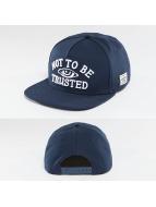 Cayler & Sons snapback cap Fingers Crossed blauw