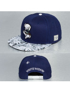 Cayler & Sons Snapback Cap White Widow blue