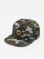 Cayler & Sons Snapback Cap First Division Deconstruct camouflage