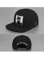 Cayler & Sons Snapback Cap Green Label Bedstuy nero
