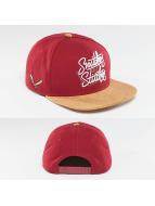 Cayler & Sons Snapback Cap Get Stitches rot