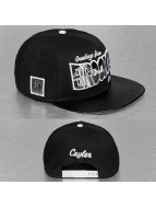 Cayler & Sons Snapback Cap Greetings From Brooklyn schwarz
