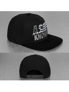 Cayler & Sons Snapback Cap White Label ASAP Knows schwarz